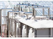 貯水槽清掃(高架水槽・給排設備ふくむ)